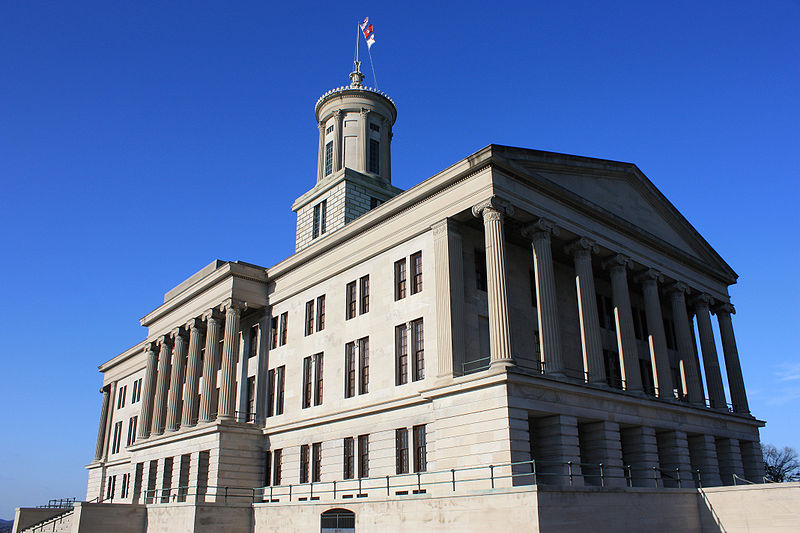 The-State-Capitol - Best Things to Do in Nashville, Tennessee