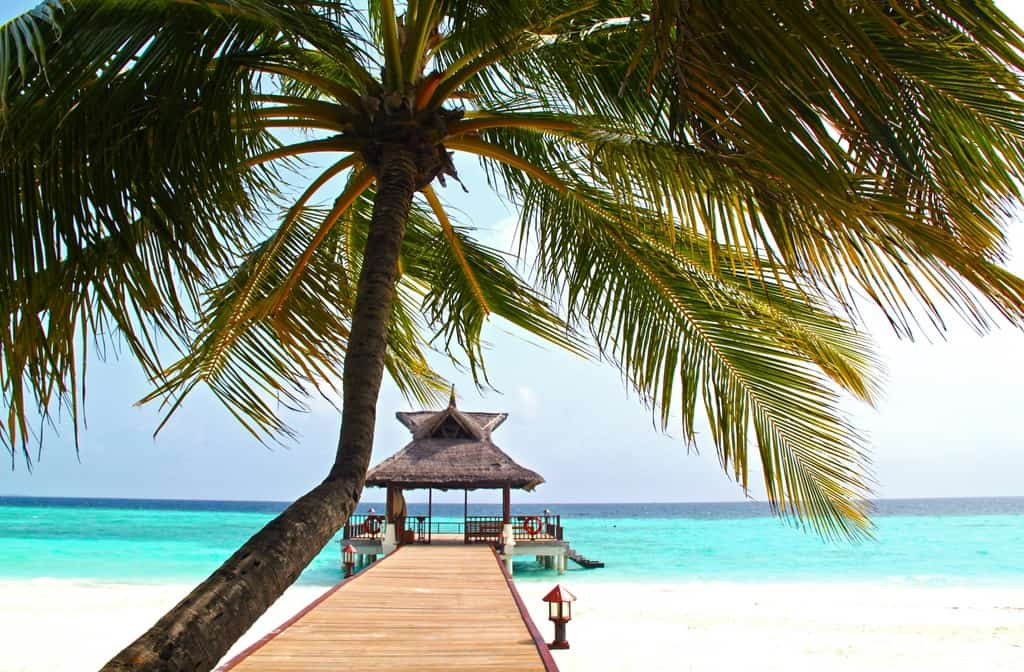 Vabbinfaru Island Beaches