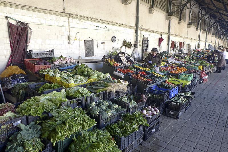 Bolhão Market, Porto, Portugal