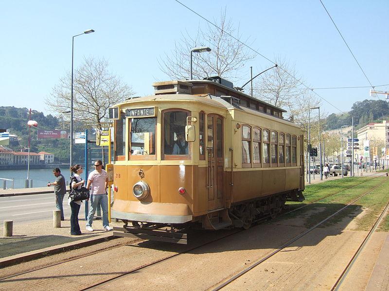 Trams de Porto, Porto, Portugal
